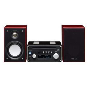 TEAC-HR-X101-with-CR-H101-CD-Receiver-amp-LS101HR-Speakers-Bluetooth-HR-X101-BC