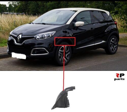 Para Renault Captur 13-19 Guardabarros Delantero Parte Frontal Izquierda Arco Splash Guardia De Barro N//S
