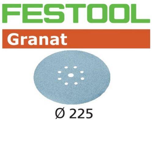stf d225//8 K 60 t 25 pièces grenat planex 499635 FESTOOL meules