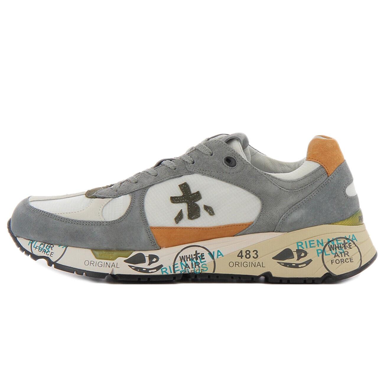 grigi dettagli con 3883 MASE bianca ginnastica da scarpe
