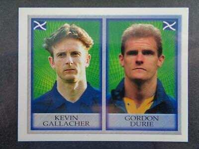 Merlin Oficial Inglaterra 1998-Colin Calderwood//Tosh McKinlay Escocia #185