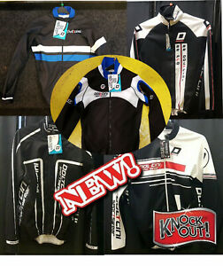 CLEARANCE-NEW-Doltcini-Winter-Windtex-Long-Sleeved-Cycling-Jacket-Various-Stock