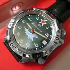 Vostok Russian USSR Military Air Force Commander Watch 531124
