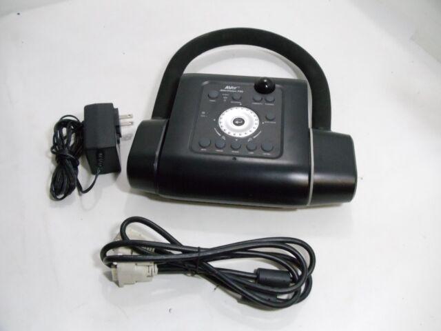 AVERMEDIA AVERVISION M50 P0F3 1080P 5M DOCUMENT CAMERA OVERHEAD PROJECTOR