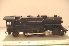 LOCOMOTIVE 1110~BUILT IN THE U.S. OF AMERICA~THE LIONEL CORPORATION~NEW YORK NY