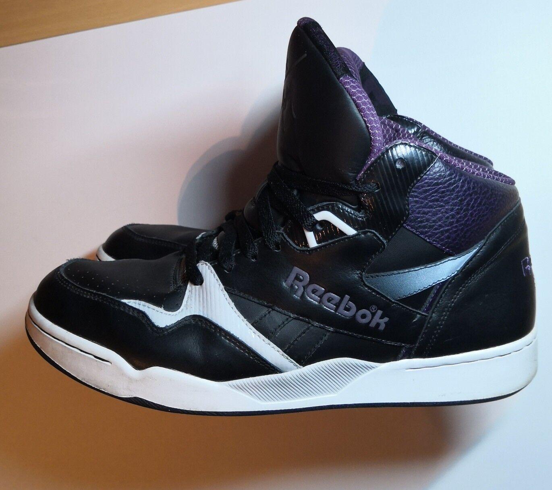Reebok Sneaker 44 Samy Deluxe Limited Edition selten schwarz weiß Schuhe ltd