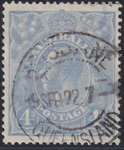 KGV-4d-blue-with-variety-Thin-FOUR-PENCE-retouch
