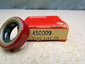 Federal Mogul Oil Seal 472560N National