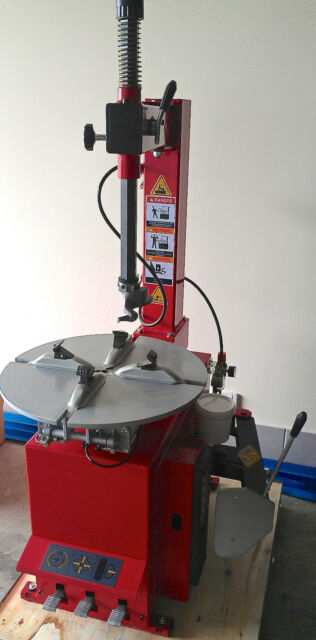 Brand New BRIGHT LC810E Tyre Changer Machine, 12 month warranty