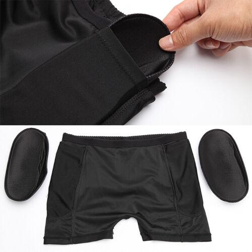Women Seamless Butt Lifter Booster Ass Padded Booty Body Shaper Shorts Panty