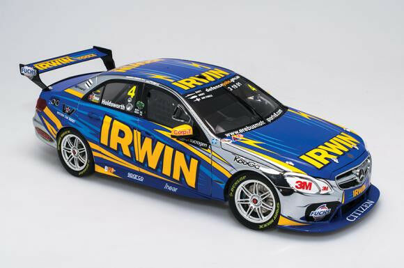 1 18 - 2013 EREBUS MOTORSPORT Biante-Irwin Racing - Lee Holdsworth