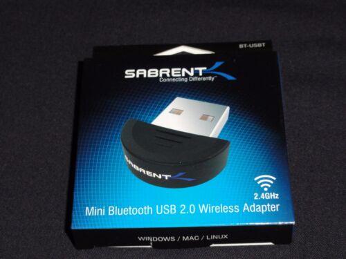 Mini Bluetooth USB 2.0 Wireless Adapter by Sabrent