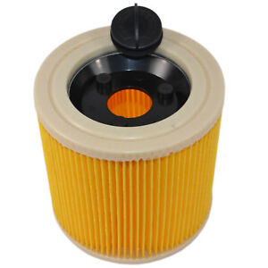 Details About Hqrp Cartridge Filter For Karcher Wd Wd2 Wd3 Series Wet Dry Vac Vacuum Cleaner