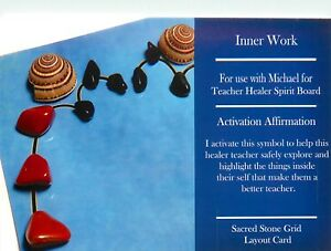 INNER-WORK-Grid-Card-4x6-034-Heavy-Cardstock-For-Use-with-Healing-Crystals