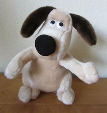 FAB VINTAGE 1980s *GROMIT* DOG PLUSH SOFT TOY - WALLACE AND GROMIT - AARDMAN