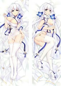 Demon Slayer Hashira Mitsuri Kanroji Ver.1 150*50 CM Dakimakura Body Pillow Case