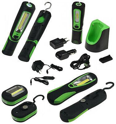 Taschenlampe wiederaufladbare Akku LED Taschenlampe Mini 12V Auto Grün Lampe