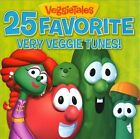 25 Favorite Very Veggie Tunes! by VeggieTales (CD, Mar-2009, Big Idea Records)
