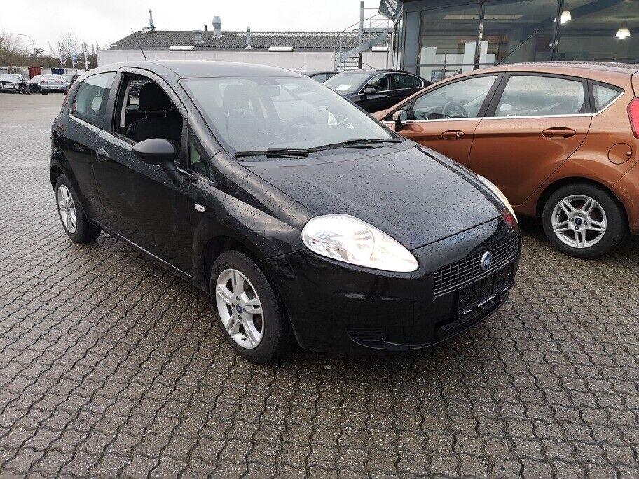 Fiat Grande Punto 1,2 Active 3d