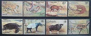 MALAYSIA ANIMALS 1979 SG190 -197 MNH OG FRESH