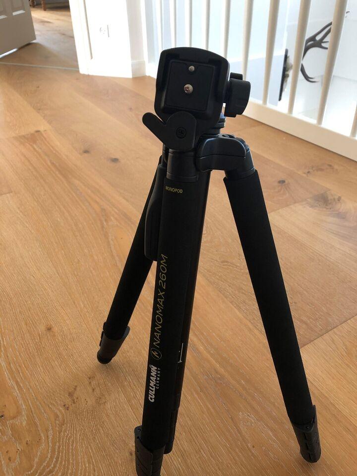 Kamerastativ, Cullmann, Nanomax 260M