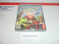 Arthur And The Invisibles Game Playstation 2 Ps2- Factory Sealed