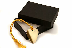 Personalised-Gold-Plated-Plectrum-Bookmark-with-Tassel-and-Gift-Box-Engraved