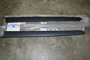 2004 2005 Ford F 150 Style Side 5 5 Bed Right Amp Left Rail