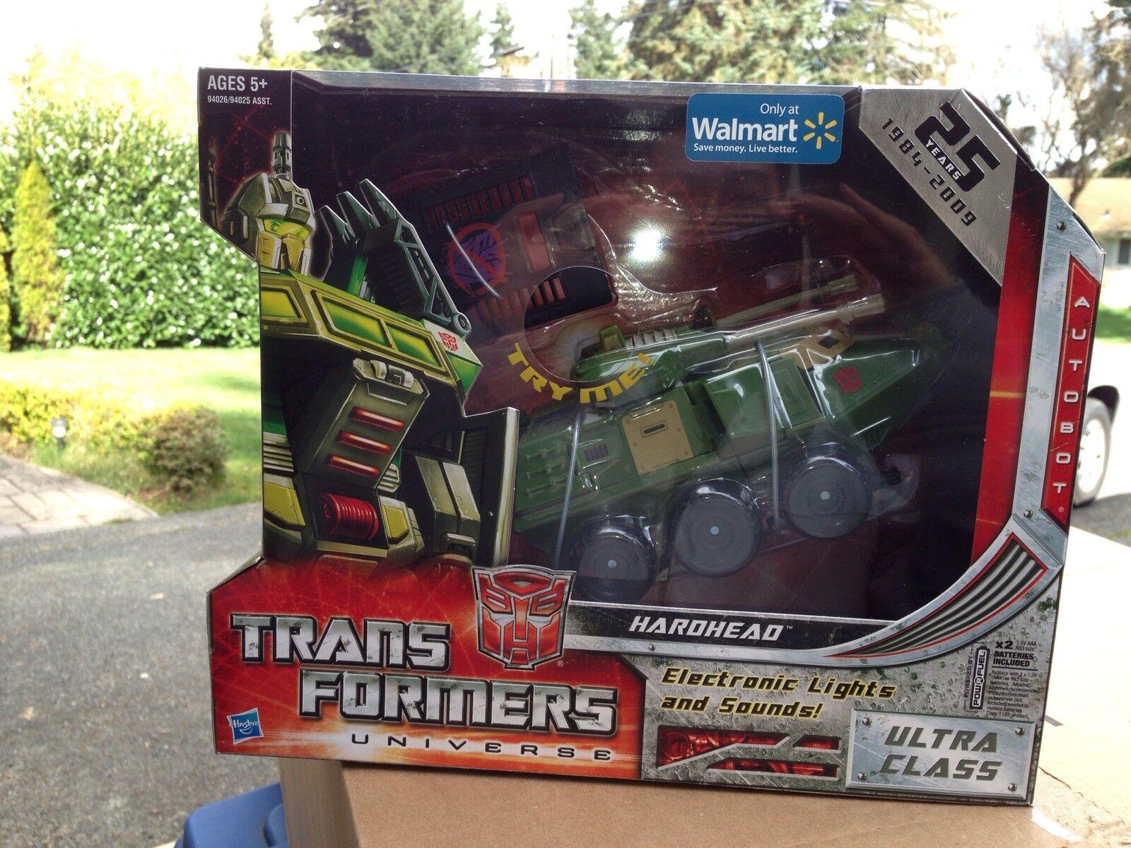 precioso Transformers Universo Ultra Clase producto exclusivo de Walmart Hardhead Hardhead Hardhead director Classics  ventas en linea