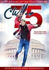 Cliff Richard 75th Birthday Concert 5060105723377 DVD Region 2