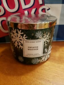 Bath /& Body Works 2020 Holiday BERRY SPRITZER 3 Wick Candle BURNS 25 Hrs