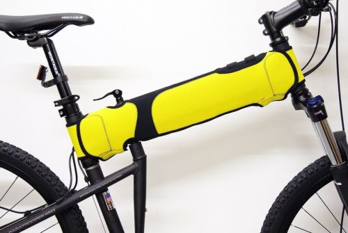 Yellow Montague Bikes Protective Neoprene Frame Cover for Montague MTB/'s