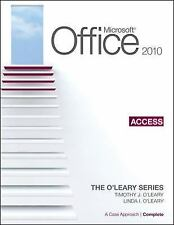 Microsoft® Access 2010: A Case Approach, Complete (The L'leary Series)
