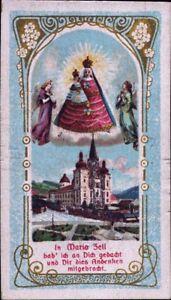 Maria-Celula-Wallfahrt-Cuadro-Santos-Amria-Austria-Koloriert-M-5941