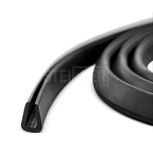 Kantenschutz-Gummidichtung-METERWARE-Fassungsprofil-S-583-Gummiprofil-U-Profil