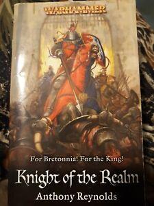 Warhammer-Fantasy-Knight-of-the-Realm-by-Anthony-Reynolds-Brettonia-novel