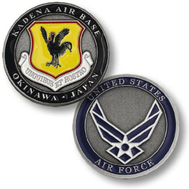 New Listing Challenge Coin NEW US Air Force Air Combat Command