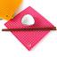 Topfuntersetzer silicona 4 piezas agarrador 4er set Pink extremadamente resistente al calor