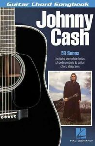 Johnny-Cash-Guitar-Chord-Songbook-Paperback-by-Cash-Johnny-COP-Brand-N