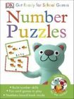 Get Ready for School Number Puzzles Games DK Children Cards 9780241202777