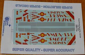 Microscale-Decal-1-32-Scale-MS32-238-USMCF-A-18C-Hornet-VMFA-134