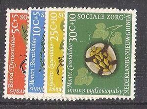 Ned-Nieuw-Guinea-69-72-insecten-postfris-MNH