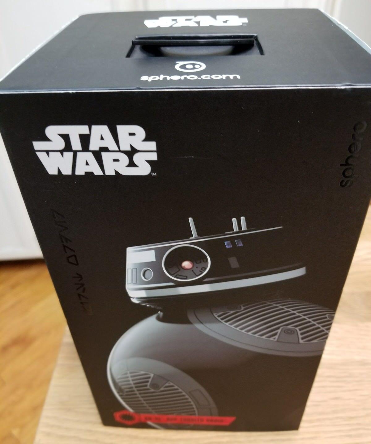 tomar hasta un 70% de descuento Sphero Estrella Wars BB-9E nuevo App-habilitado Droid Droid Droid Nuevo En Caja Sellada  calidad garantizada