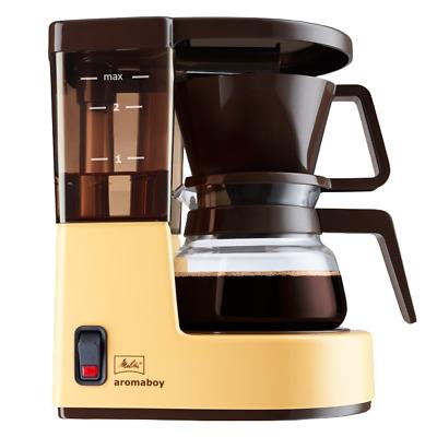 Melitta Aromaboy 1015-03 Kaffeemaschine beige-braun