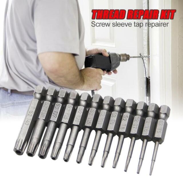 Torx Sécurité Tournevis Tool Set Avec T10 T8 T6 T5 T4 T3 T2-Tournevis Torx
