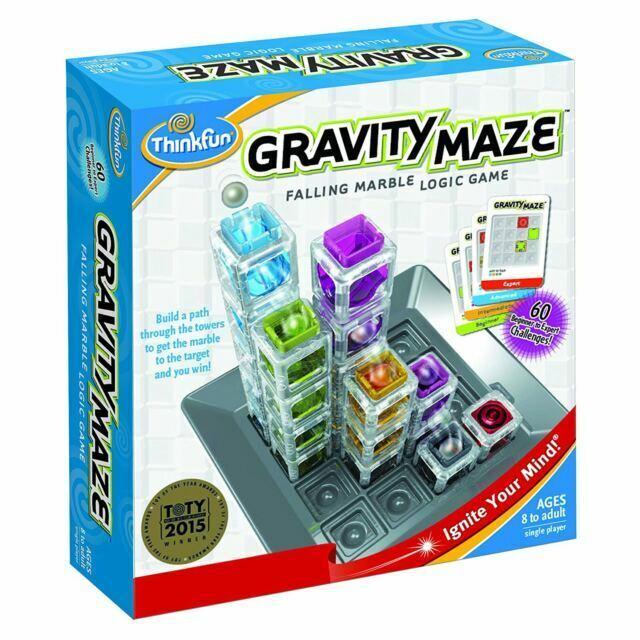 Gravity Maze ThinkFun Free Shipping!