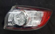2010-2013 MAZDA 3 MAZDA3 HATCHBACK TAIL LAMP LIGHT OEM LED 10 11 12 13 RIGHT