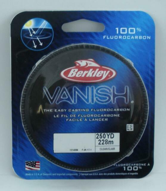 Vanish Fluorocarbon Fishing Line