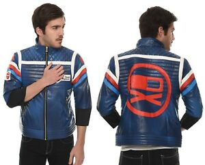 My Chemical Romance Party Poison Jacket Blue Ver Costume Cosplay