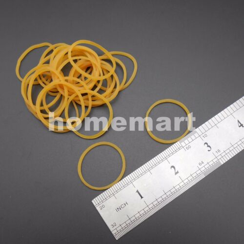 20PCS X Silicone Rubber Drive belt Pulley Model Motor DIY Toys 1.5mmX28mm 1.5*28